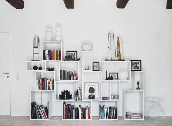 Original bookshelf