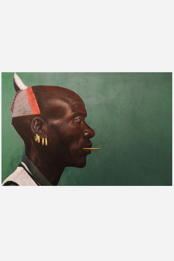 Bagus Rai - Smoking Somali Man