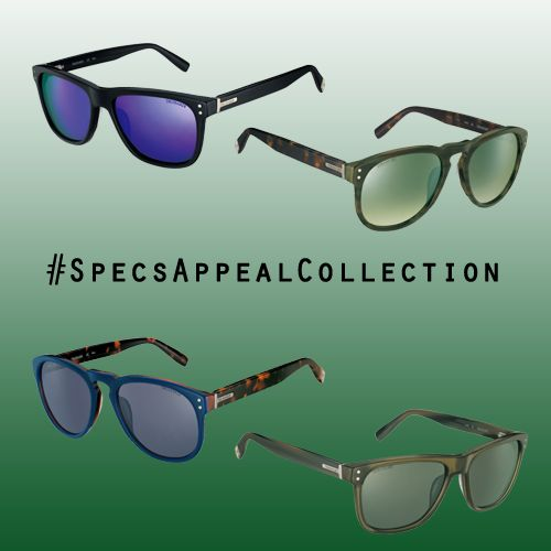 Bring in the #SpecsAppeal this Winter with a treat for your eyes! #SpecsAppealCollection