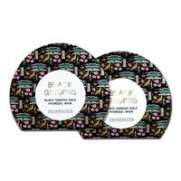 [DearPacker] Black Ginseng Gold Hydrogel Mask 2Pcs Korean Cosmetic