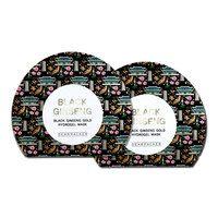 [DearPacker] Black Ginseng Gold Hydrogel Mask 2Pcs Korean Cosmetic