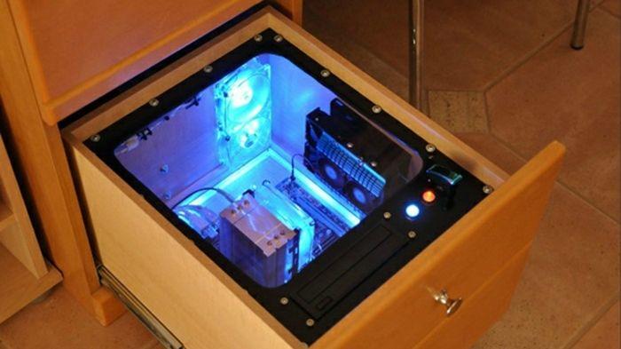1001 Ideen Wie Sie Einen Schreibtisch Selber Bauen Schreibtisch Selber Bauen Computer Pc Bauen