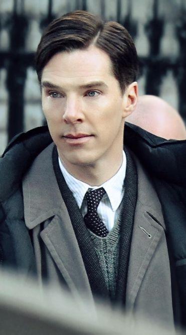 Benedict Cumberbatch Alan Turing The Imitation Game
