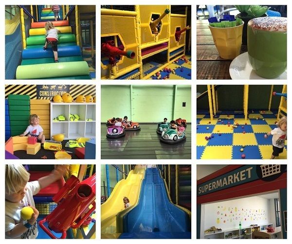 As far as play centres go, this one pretty much tops them all! Housed in a larged warehouse in Port Melbourne, Play Central will have you coming back for more. There are plenty of good times to be had here, that's if you can get your minis away from the DODGEM CARS!