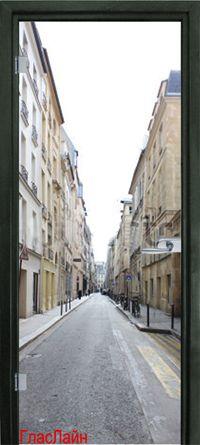 Cтеклянные двери / Стеклянные двери New Glass / Модель GJ56