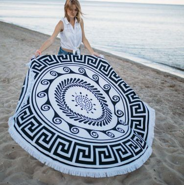 Amazing Boho Roudn beach throws / picnic blanket / wall hanging / mandala tapestery