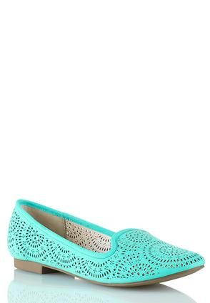 Cato Fashions Shoes Cato Fashions Cutout Flat