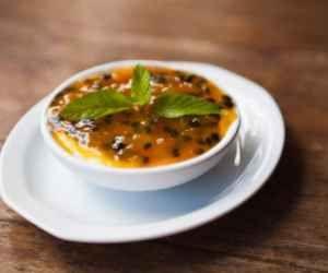 Receita de Molho de maracujá para saladas - Show de Receitas