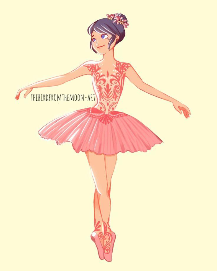 Marinette balerina ^w^