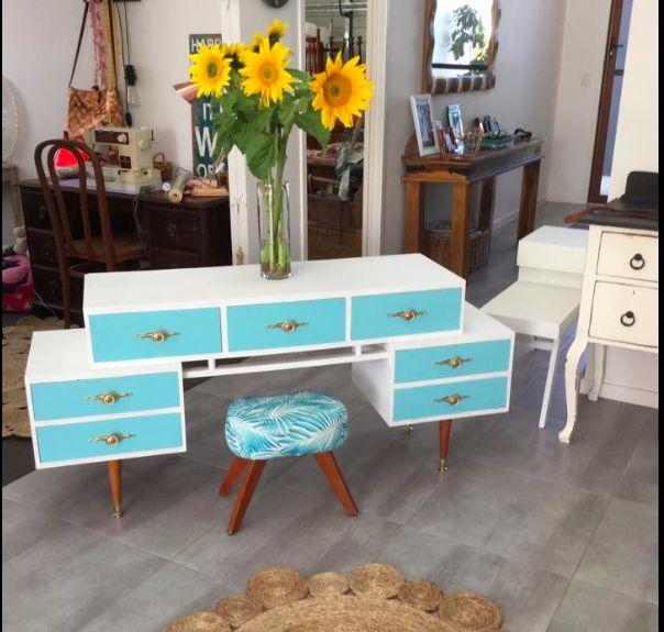 Retro dresser - $220
