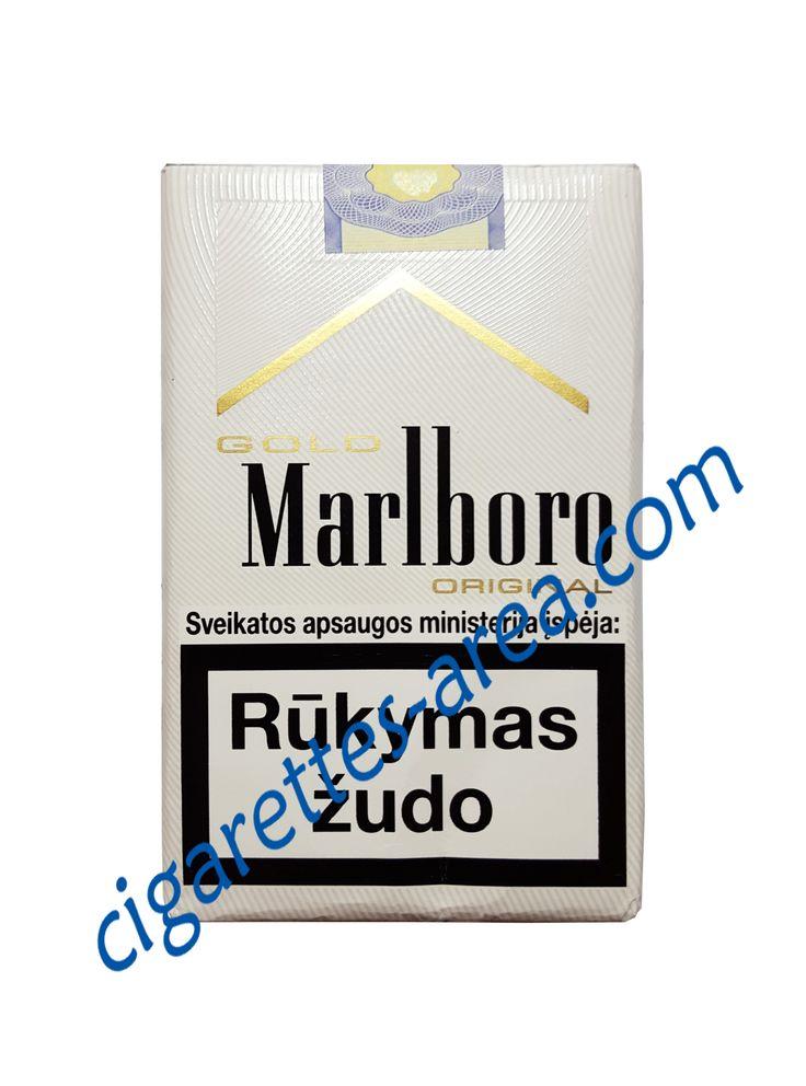 MARLBORO GOLD SOFT cigarettes