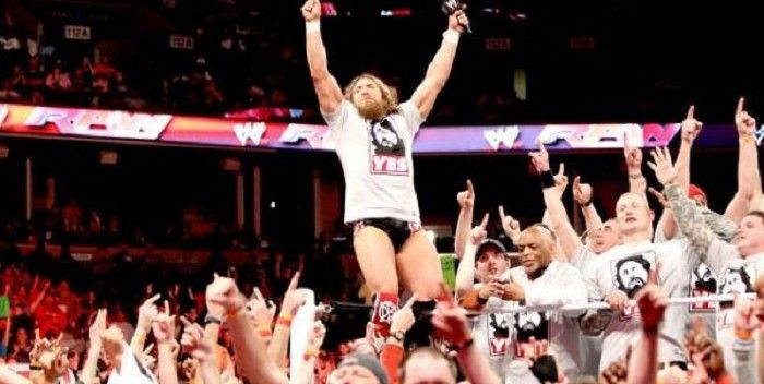 Daniel Bryan On If He's Worried That The Crowd Will Turn On Him When He Comes Back