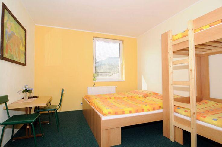 Ubytovňa Osada - 4-lôžková izba