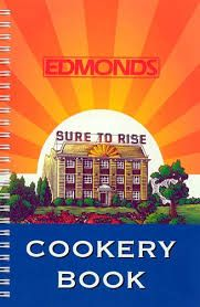 Edmonds cook book. One in every household...along with the baking powder.