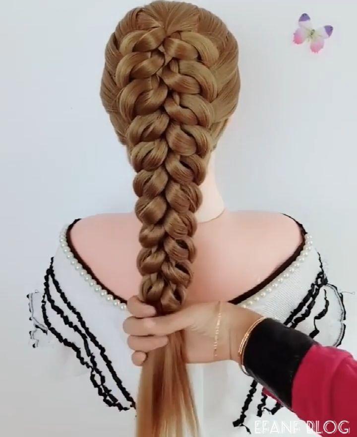 Fishbone Braid Hair Course