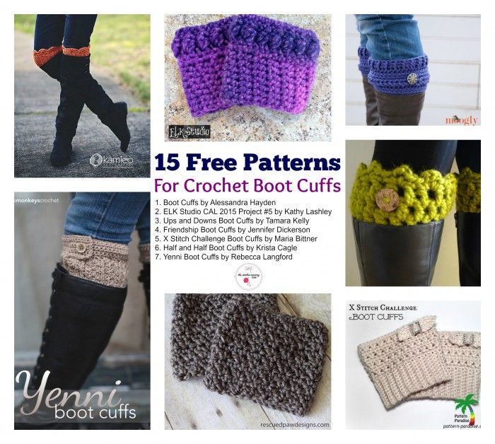Free Crochet Patterns For Boot Warmers : 17 Best images about Crochet Boot Cuffs & Leg Warmers on ...