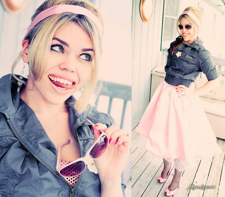 "Rose Tyler - Doctor Who (Megan Lara). She's done this so well, the ""Idiot's Lantern"" look! Her art is awesome to!"