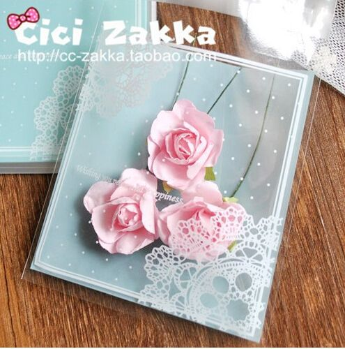 Find More Packaging Bags Information about PP31, Lovely Light Blue Lace Flower Self adhesive Plastic Gift Bags For Candy Biscuit Food Packaging 100pcs/lot,High Quality bag velvet,China bag tax Suppliers, Cheap bag cooler from Decor Specialist on Aliexpress.com