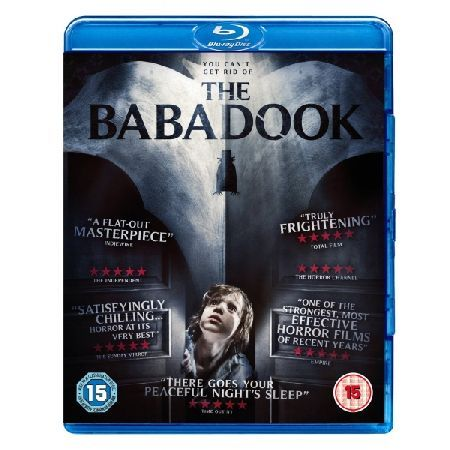 The Babadook Blu-ray Please note this is a region B Blu-ray and will require a region B or region Free Blu-ray player in order to play Australian psychological horror thriller written and directed by Jennifer Kent Amelia  http://www.MightGet.com/march-2017-2/the-babadook-blu-ray.asp