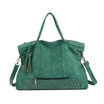 Large Handbag Tote Bag Magda 4 colors – Floral Cat