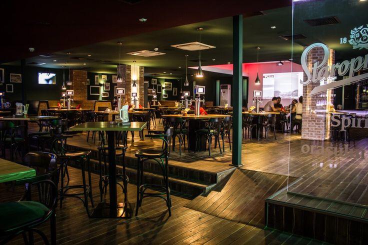 Interior The Pub