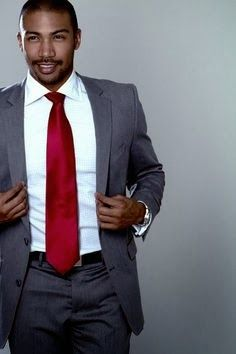 75 best images about Black man in suits on Pinterest | Lance gross ...