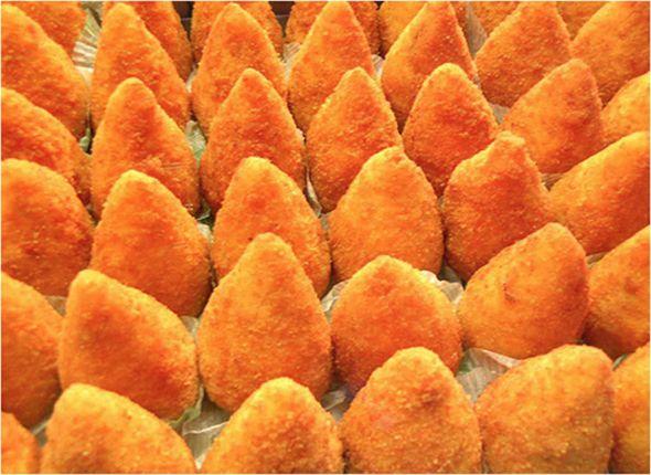 Arancini recette et histoire   Vins de Sicile