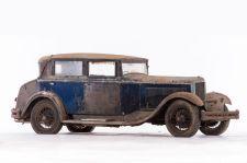 Ballot berline de voyage Chapron. Artcurial Motorcars, Rétromobile 2015, Vente N° 2651 (Collection Baillon) - Lot N° 18.