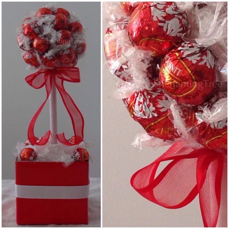 Lindor Tree Large (30 chocolates) $65 Medium (20 chocolates) $55