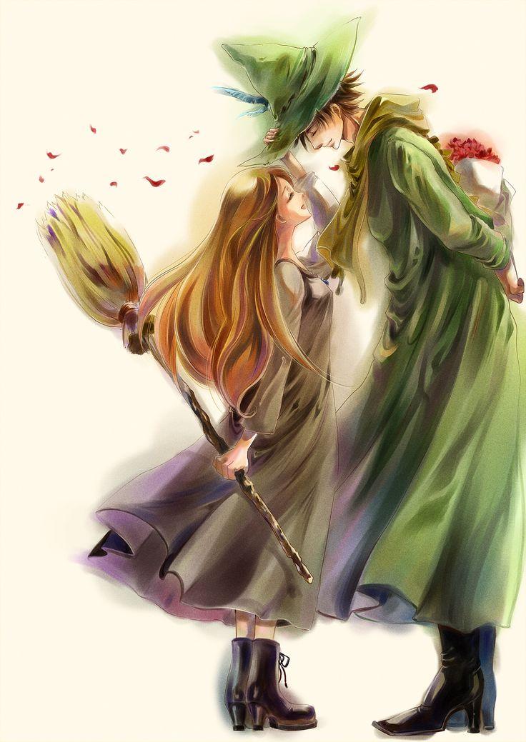 Snufkin & Alice