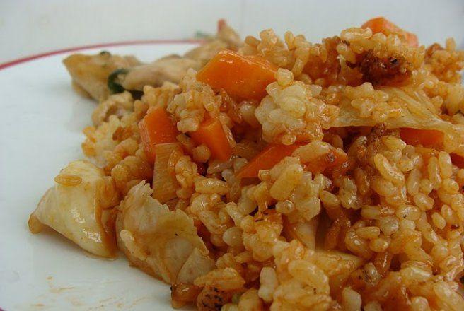 Retete Culinare - Kimchi Bokumbop