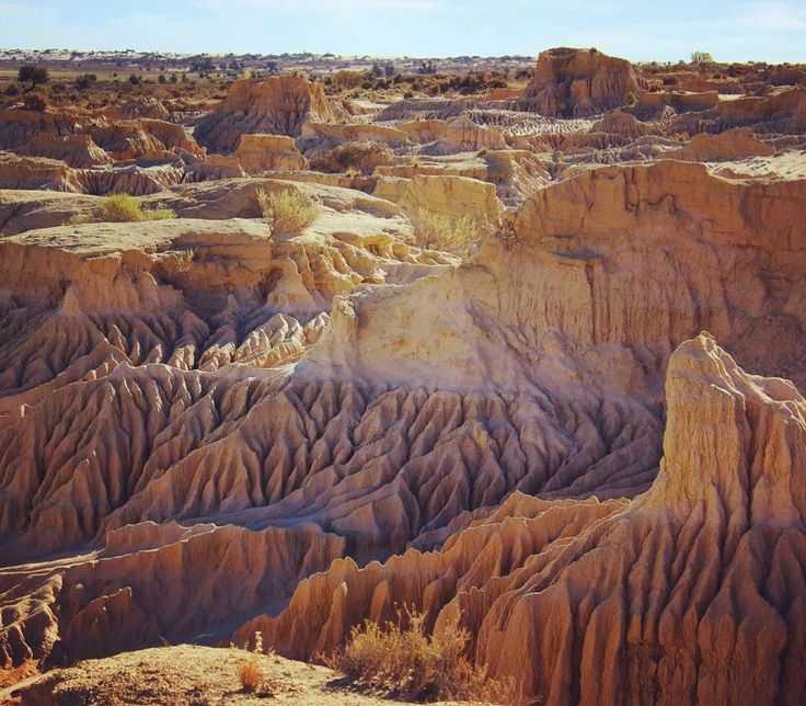 Mungo National Park, Outback, NSW