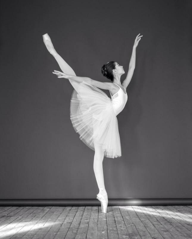 Kunst: ballet vind ik minder leuk omdat ik het nogal saai vind.