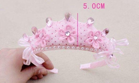 dribbleanddrool - Crown Headband Light Pink, $5.50 (http://www.dribbleanddrool.com.au/crown-headband-light-pink/)