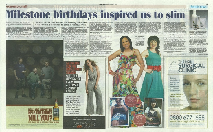 Daily Express - October 2012