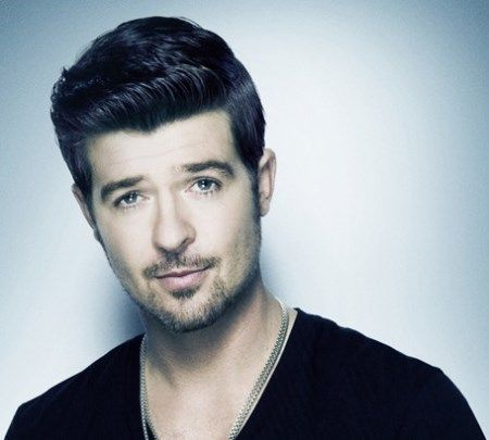 Robin Thicke Admits To Drug Addiction, He Can't Stop!