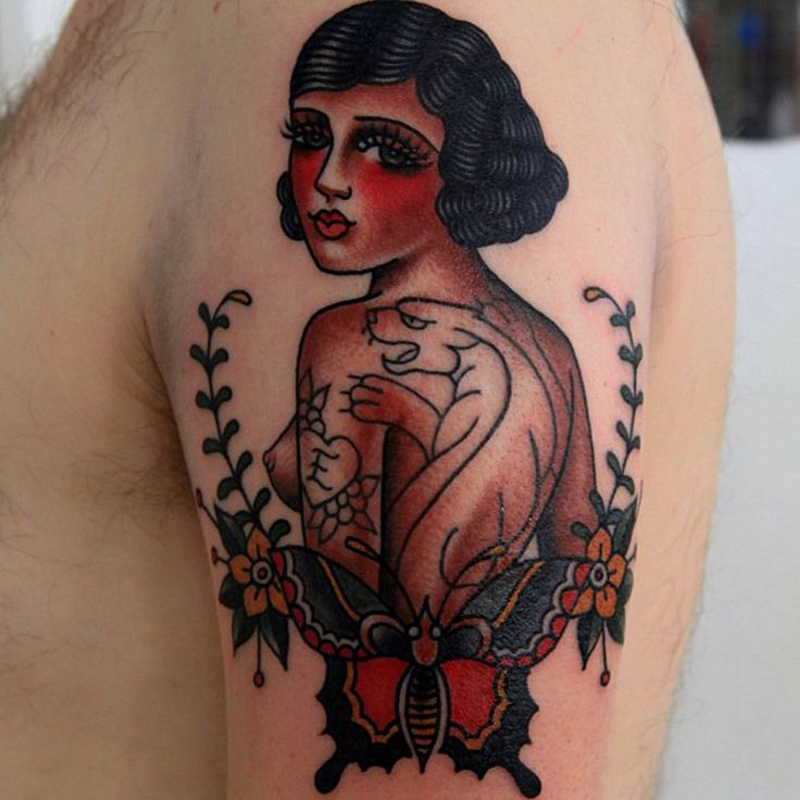 Jaclyn Rehe: 17 Best Images About Traditional Tattoos On Pinterest