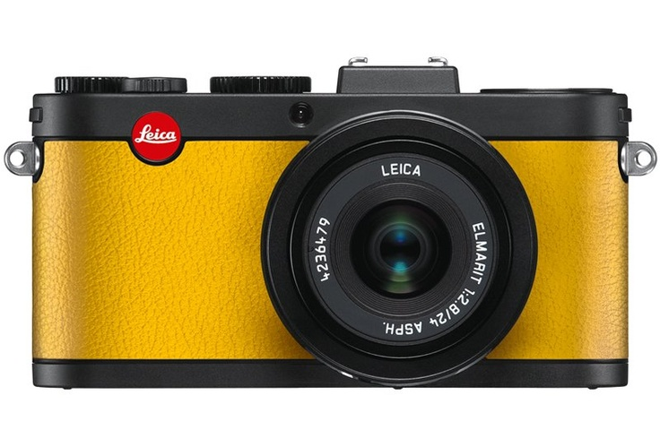 Leica X2 à la carte Edition: The Letter, Compact Camera, Paul Smith, Leica X2, Leica Camera, Reflex Camera, Camera Ag, Lemon Yellow, Digital Camera