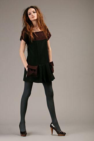 what to wear tomorrow ?: Kışlık Elbise Modelleri