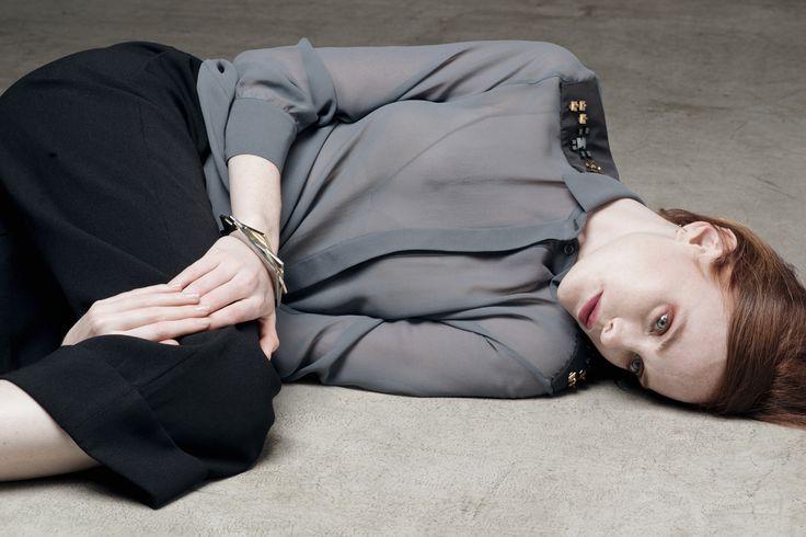 Aroma30 shirt, Photo Manuela Iodice, Styling Cristina Landi