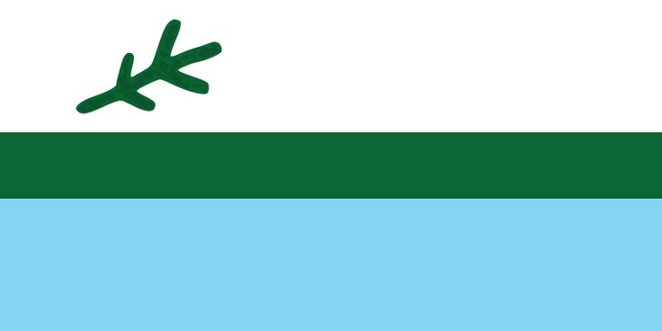 Flag of Labrador - Flag of Newfoundland and Labrador - Wikipedia, the free encyclopedia