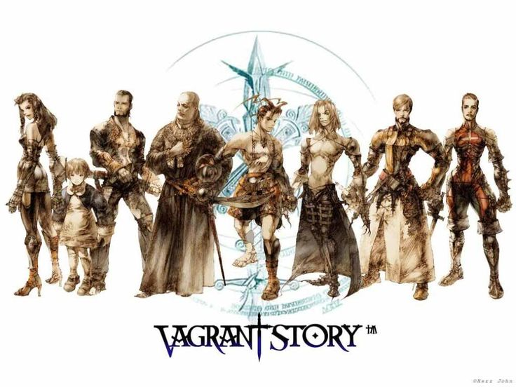 Vagrant Story   #PlayStation #PS1