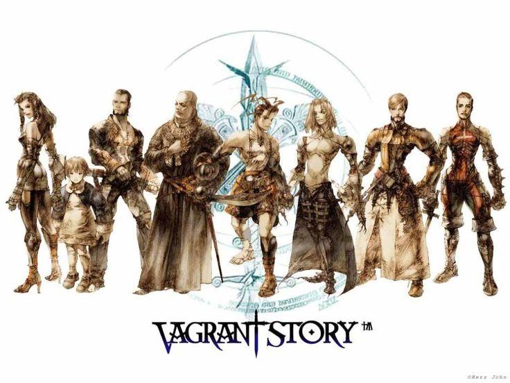 [Mi Subida] Vagrant Story [PC | Esp | MF] - Taringa!