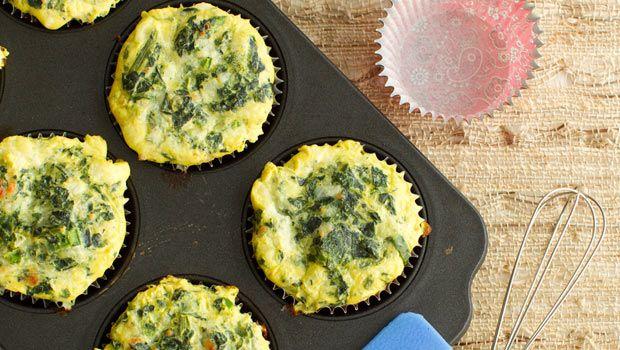 Egg/Veggie Breakfast cups