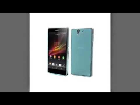 Θήκη σιλικόνης για Sony Xperia Z_με 10,90!
