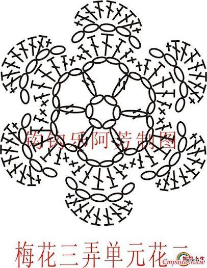 6- Hooked on crochet: Crochet sciarpa / Cachecol de croche / Bufanda en ganchillo