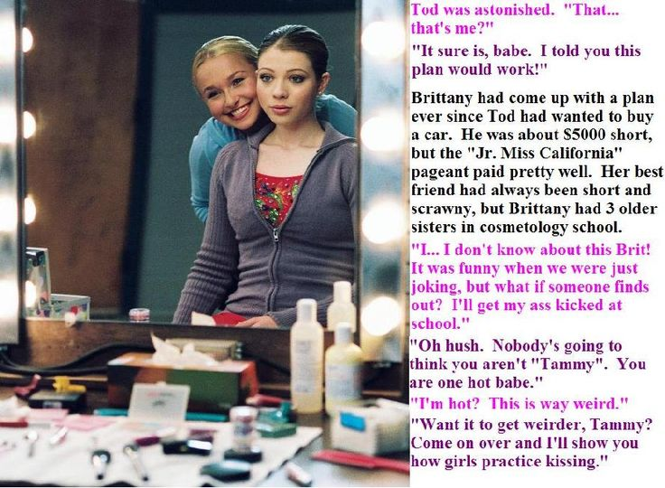 72 Best Tg Captions. Hair And Makeup Images On Pinterest