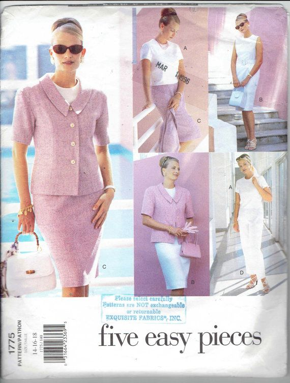 89 besten Contemporary Vogue Patterns Bilder auf Pinterest ...