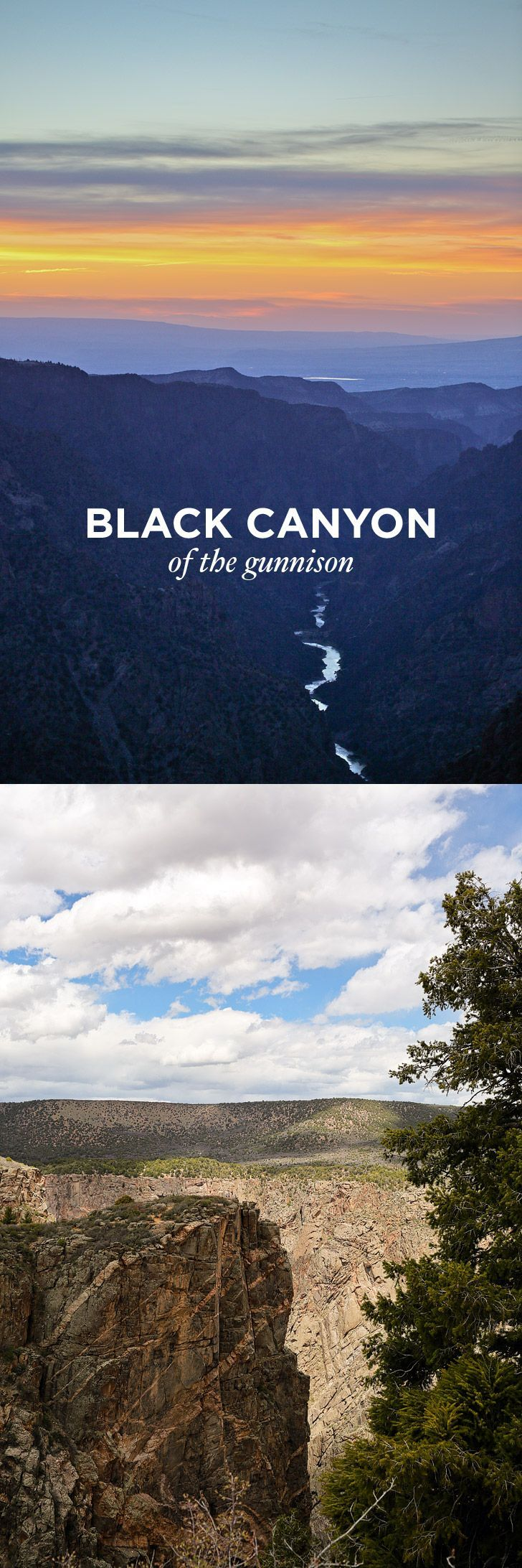 9 Things You Can't Miss at Black Canyon of the Gunnison National Park, Colorado // http://localadventurer.com