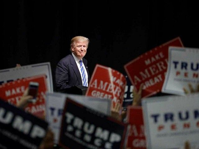 Exclusive — Tens of Thousands Projected to See Trump in Colorado as He Takes Lead in State over Hillary - Breitbart